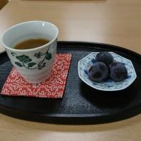 漢方と葡萄