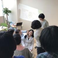耳ツボセミナー②